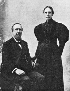 Rev. & Mrs. James T. Jackson