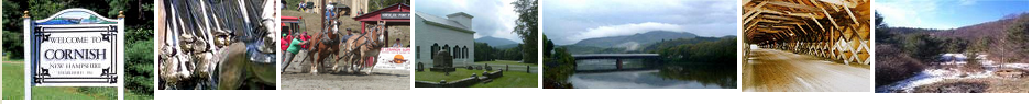 Cornish New Hampshire